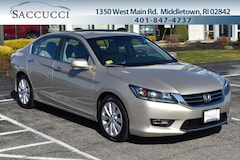 2013 Honda Accord EX-L w/Navigation Sedan