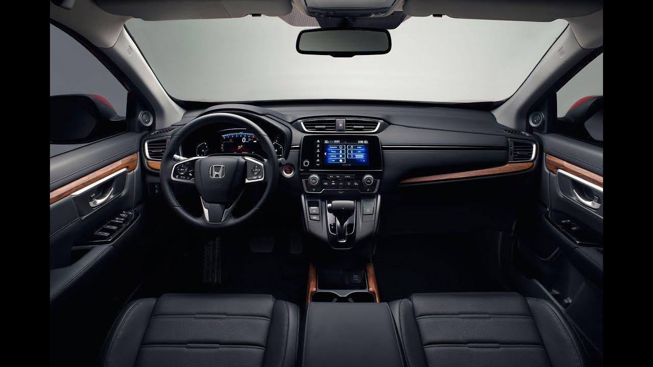 Honda CR V Interior Roominess