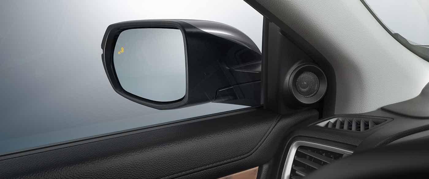Honda CRV Blind Spot Warning Feature
