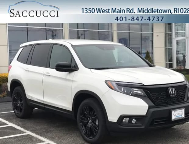 2019 Honda Passports For Sale at Saccucci Honda in Middletown RI