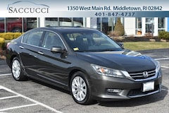 2013 Honda Accord EX-L V-6 w/Navigation Sedan