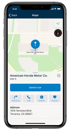 Honda-Link-Mobile-App