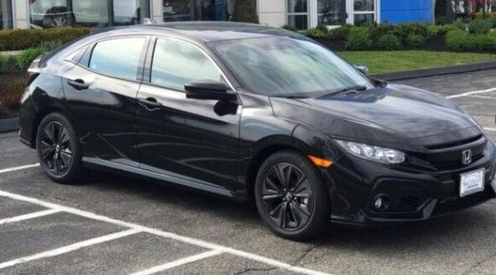 Honda Civic Inventory at Saccucci Honda