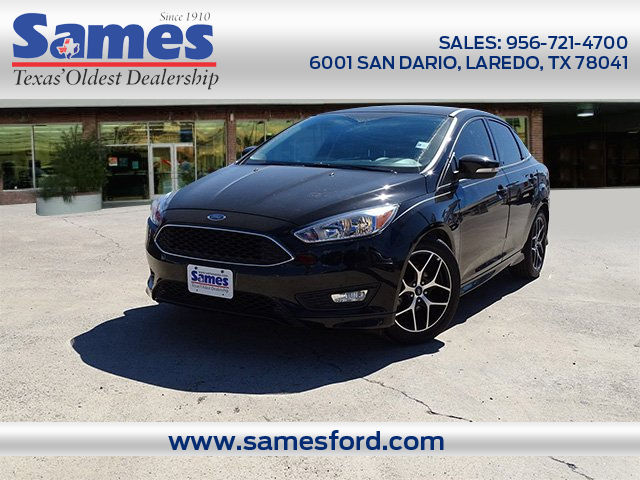 Used 2016 Ford Focus For Sale at Sames Red Barn | VIN