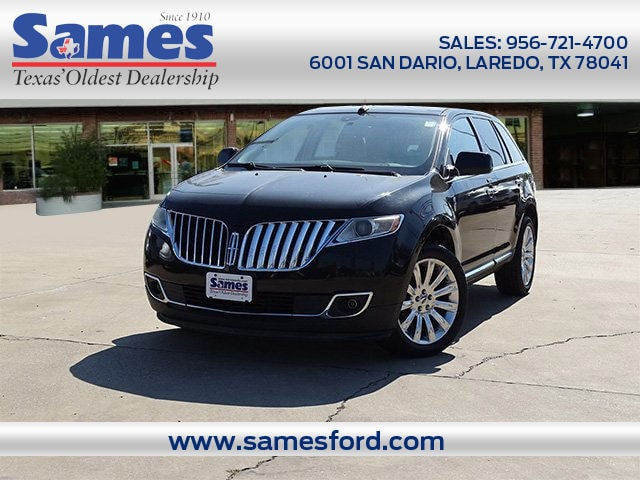 Used 2011 Lincoln Mkx For Sale Austin Tx