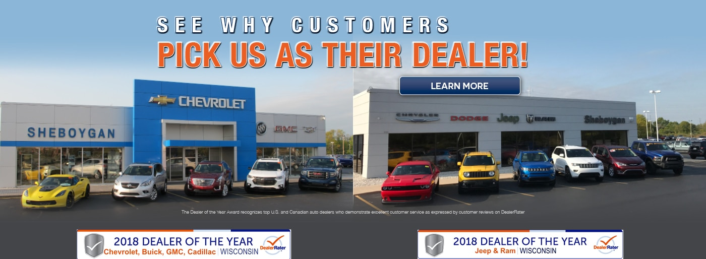 new chevrolet jeep gmc ram buick chrysler dodge used car dealer in