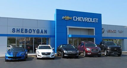 About Our Buick, Cadillac, Chevrolet, Chrysler, Dodge, GMC, Jeep, RAM  Dealership In Sheboygan, WI