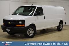 2017 Chevrolet Express Cargo Van 2500 RWD 155 RWD 2500 155