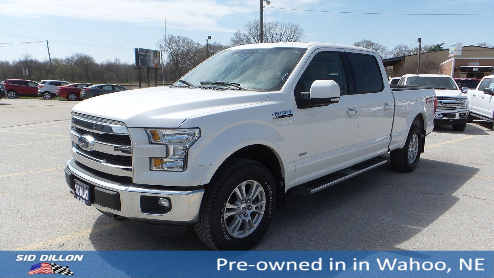 2015 Ford F 150 For Sale >> Used 2015 Ford F 150 For Sale Fremont Ne Stock 9j222a