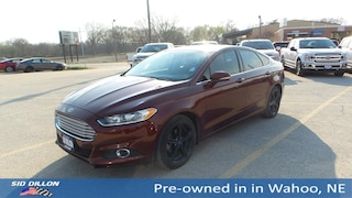 New 2016 Ford Fusion SE Sedan For Sale Fremont NE