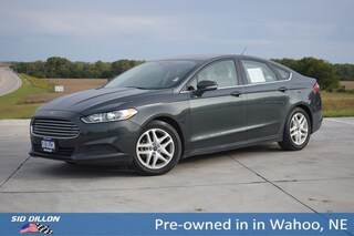 New 2015 Ford Fusion SE Sedan For Sale Fremont NE