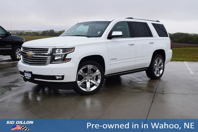 2016 Tahoe For Sale >> Used 2016 Chevrolet Tahoe For Sale Fremont Ne Stock 5k081a
