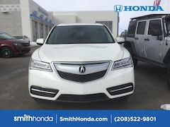 2015 Acura MDX 3.5L Technology Package (A6) SUV