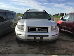 2008 Honda Ridgeline RTL Truck Crew Cab