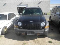 2007 Jeep Liberty Sport SUV