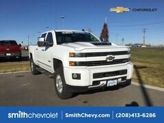 2019 Chevrolet Silverado 3500HD LTZ Truck Crew Cab