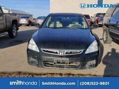 2007 Honda Accord 2.4 SE Sedan