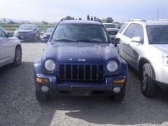 2003 Jeep Liberty Limited Edition SUV