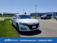 2020 Honda Accord Hybrid EX-L Sedan