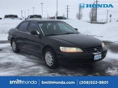 2002 Honda Accord 2.3 LX w/Side Airbags Sedan