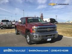 2018 Chevrolet Silverado 2500HD LTZ Truck Crew Cab