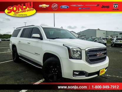 Used 2016 GMC Yukon XL For Sale at SONJU Two Harbors | VIN