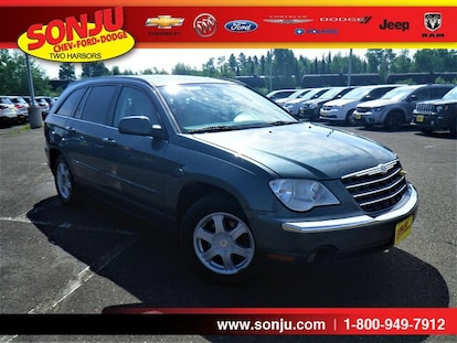 Used 2007 Chrysler Pacifica For Sale at SONJU Two Harbors