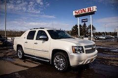 Used 2013 Chevrolet Avalanche LTZ Black Diamond Truck 3GNTKGE75DG197441 for sale in Two Harbors, MN, near Duluth
