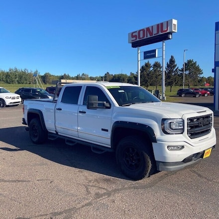 Featured used 2016 GMC Sierra 1500 SLT Truck for sale in Two Harbors, MN, near Duluth