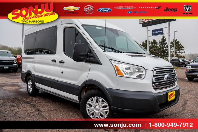 Featured used 2016 Ford Transit-150 Van for sale in Two Harbors, MN, near Duluth