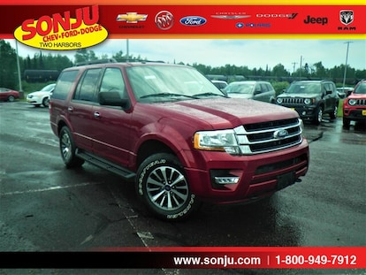 Used 2015 Ford Expedition For Sale at SONJU Two Harbors | VIN