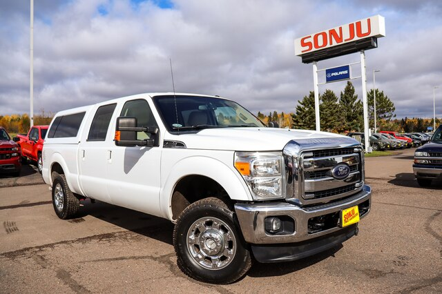 Featured used 2012 Ford F-250 Truck for sale in Two Harbors, MN, near Duluth