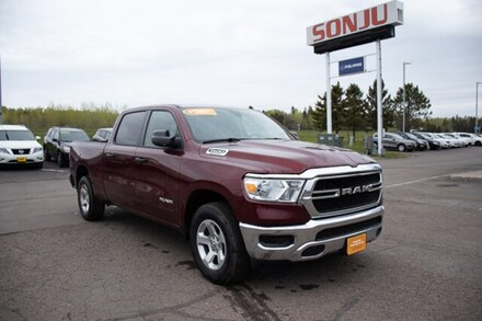 Featured used 2019 Ram 1500 Tradesman Truck for sale in Two Harbors, MN, near Duluth