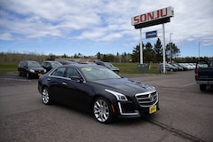 Used 2014 Cadillac CTS 3.6L Performance Sedan 1G6AY5S3XE0159166 for sale in Two Harbors, MN, near Duluth