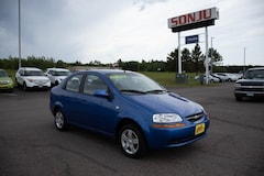 2005 Chevrolet Aveo Special Value Sedan