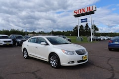 Used 2013 Buick Lacrosse Leather Group Sedan 1G4GC5G30DF247911 for sale in Two Harbors, MN, near Duluth
