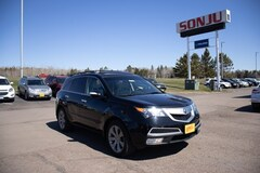 Used 2011 Acura MDX 3.7L Advance Package SUV 2HNYD2H56BH519548 for sale in Two Harbors, MN, near Duluth
