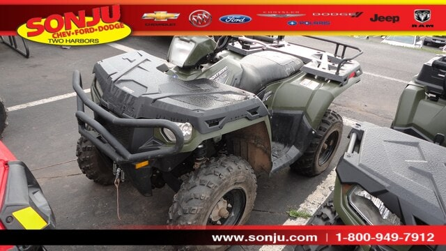 Featured used 2012 Polaris Sportsman 500 HO for sale in Two Harbors, MN, near Duluth