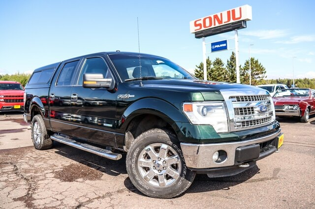 Featured used 2014 Ford F-150 Truck for sale in Two Harbors, MN, near Duluth