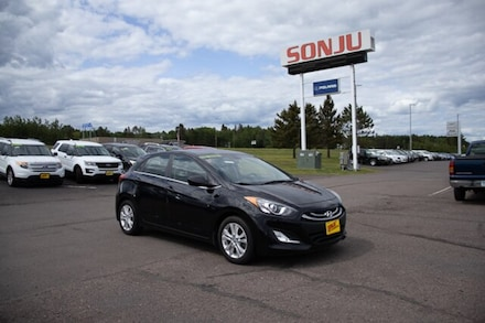 Featured used 2013 Hyundai Elantra GT Hatchback for sale in Two Harbors, MN, near Duluth