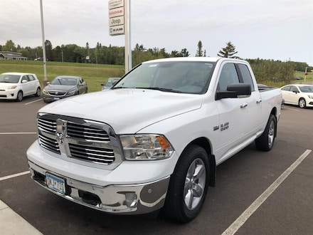 Featured used 2017 Ram 1500 SLT Truck for sale in Two Harbors, MN, near Duluth