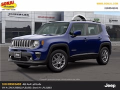 2020 Jeep Renegade Latitude SUV