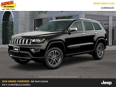 2020 Jeep Grand Cherokee Limited SUV
