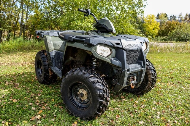Featured used 2015 Polaris Sportsman 570 eps for sale in Two Harbors, MN, near Duluth