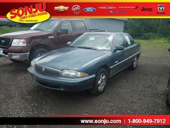 1998 Buick Skylark Sedan 1G4NJ52M4WC405281