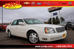 Used 2005 Cadillac Deville w/Livery Pkg Sedan 1G6KD54Y45U190575 for sale in Two Harbors, MN, near Duluth