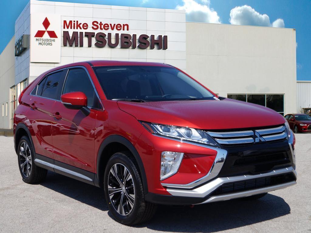 2018 Mitsubishi Eclipse Cross SE CUV