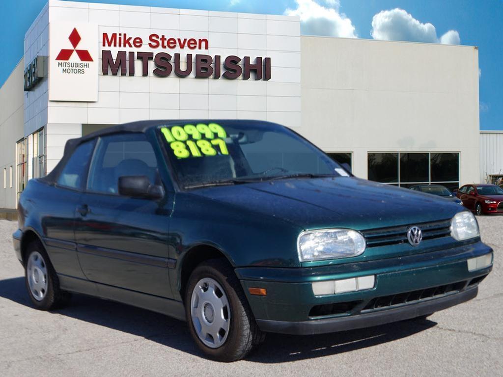 1999 Volkswagen Cabrio Base Convertible