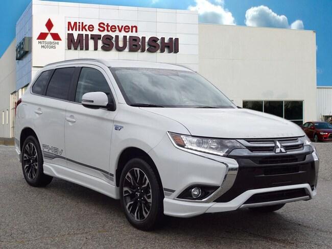 2018 Mitsubishi Outlander PHEV SEL CUV
