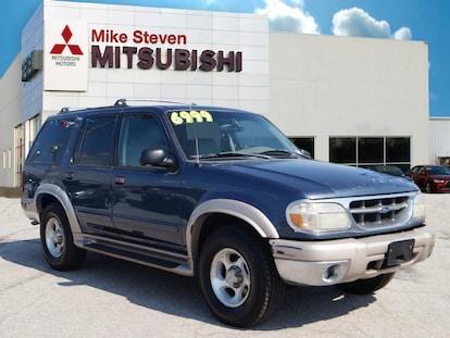 Used 1999 Ford Explorer For Sale at STEVEN MITSUBISHI | VIN ...  Ford Explorer on